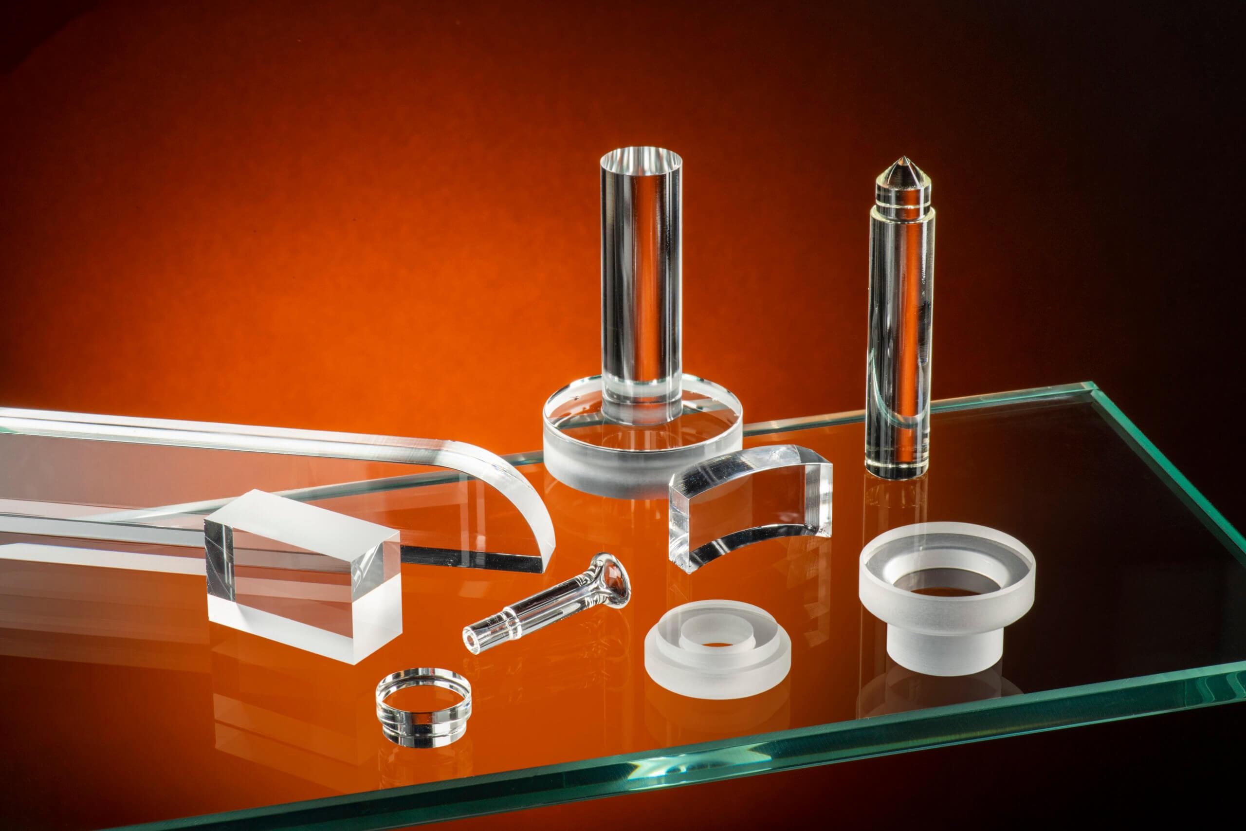 Glass or Quartz Grinding & Polishing